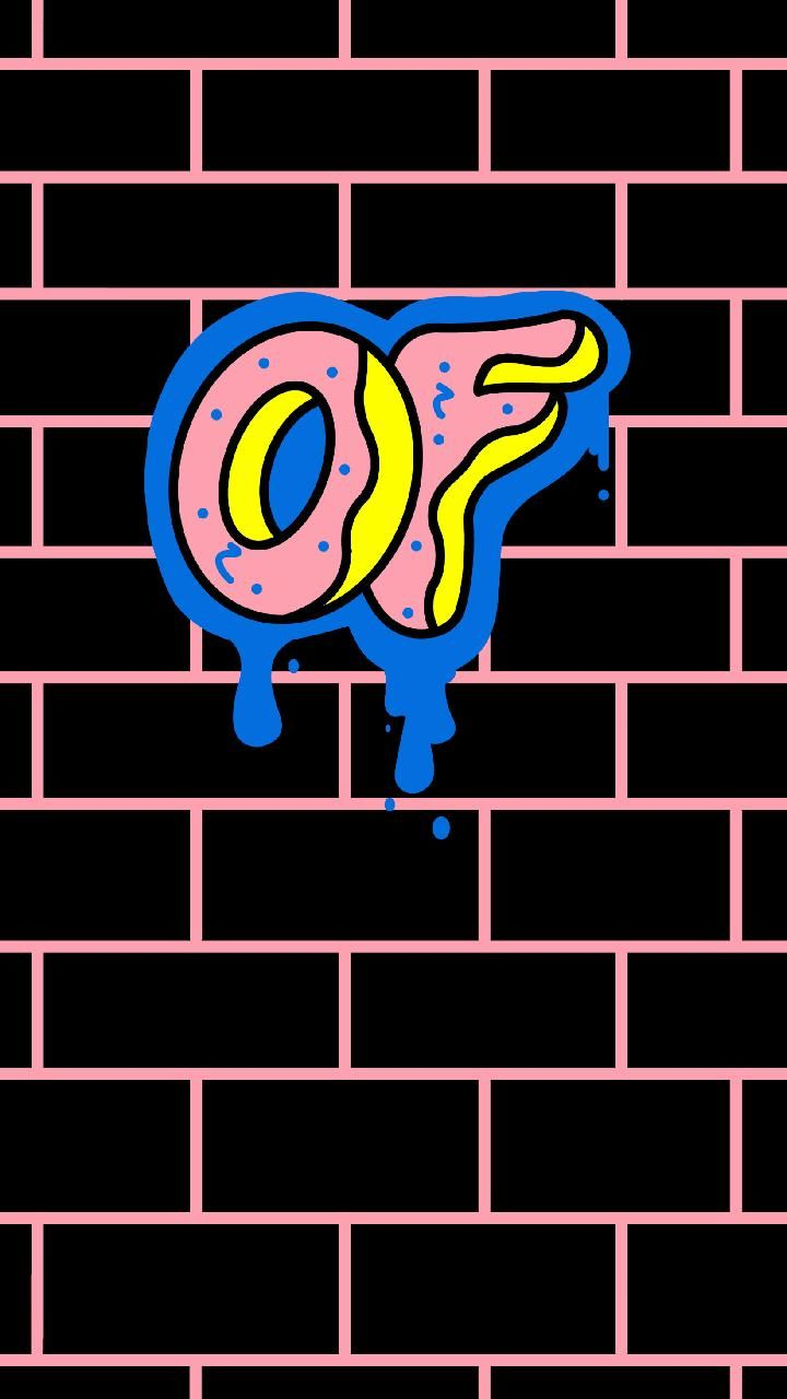 Free Cute Fall Wallpaper Odd Future Donut Wallpapers Top Free Odd Future Donut