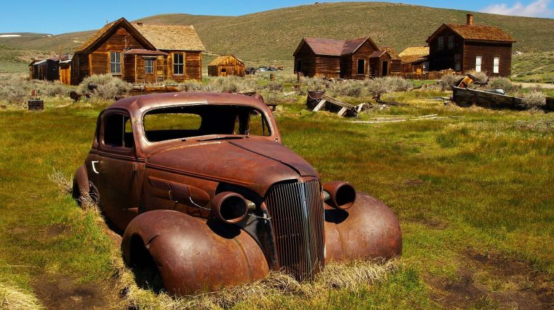 Junk Cars Wallpapers - Top Free Junk Cars Backgrounds - WallpaperAccess