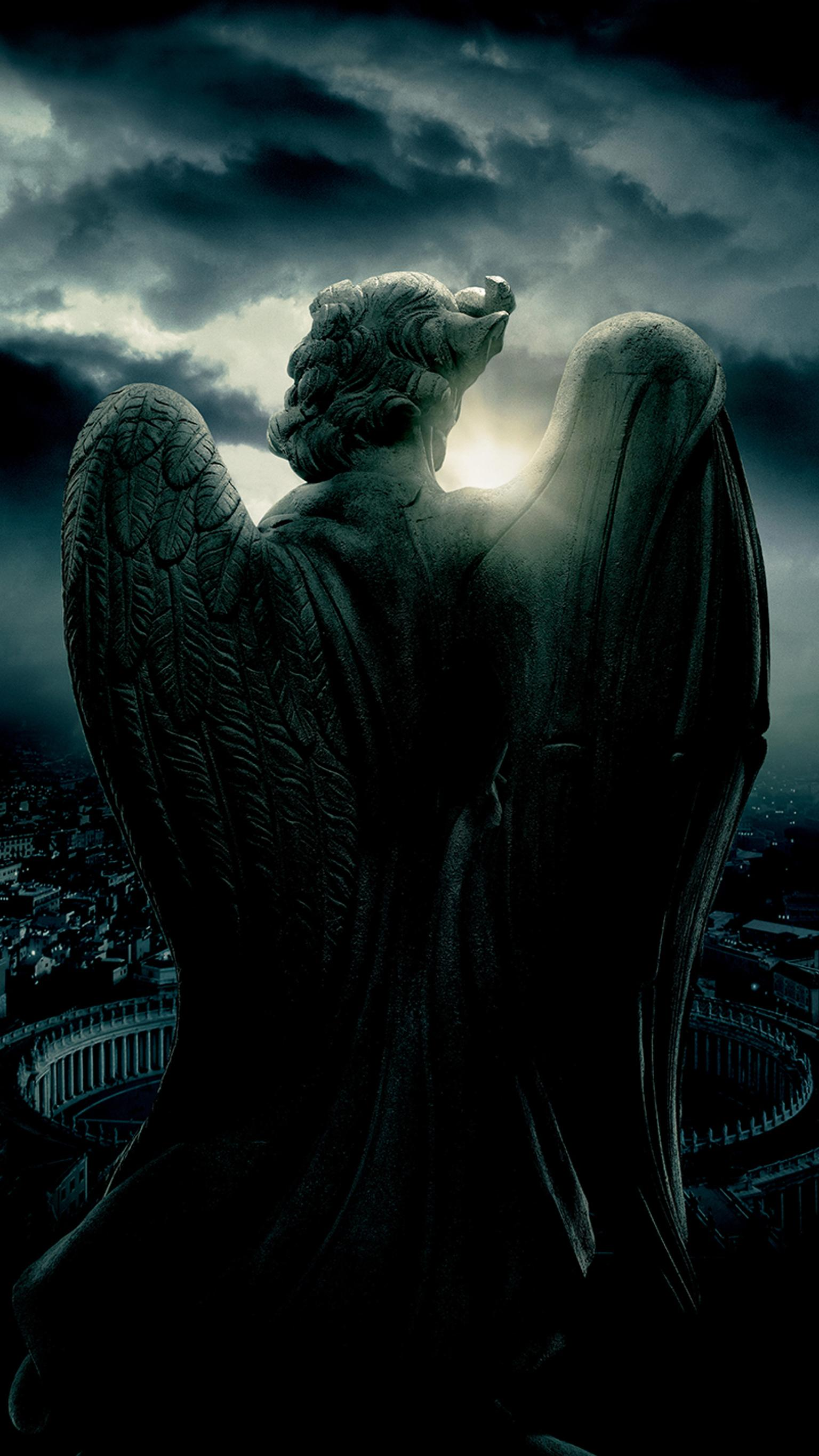 Angel And Devil Wallpaper : angel, devil, wallpaper, Angels, Demons, Wallpapers, Backgrounds, WallpaperAccess