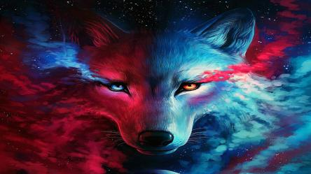 Hipster Galaxy Wolf Wallpapers Top Free Hipster Galaxy Wolf Backgrounds WallpaperAccess