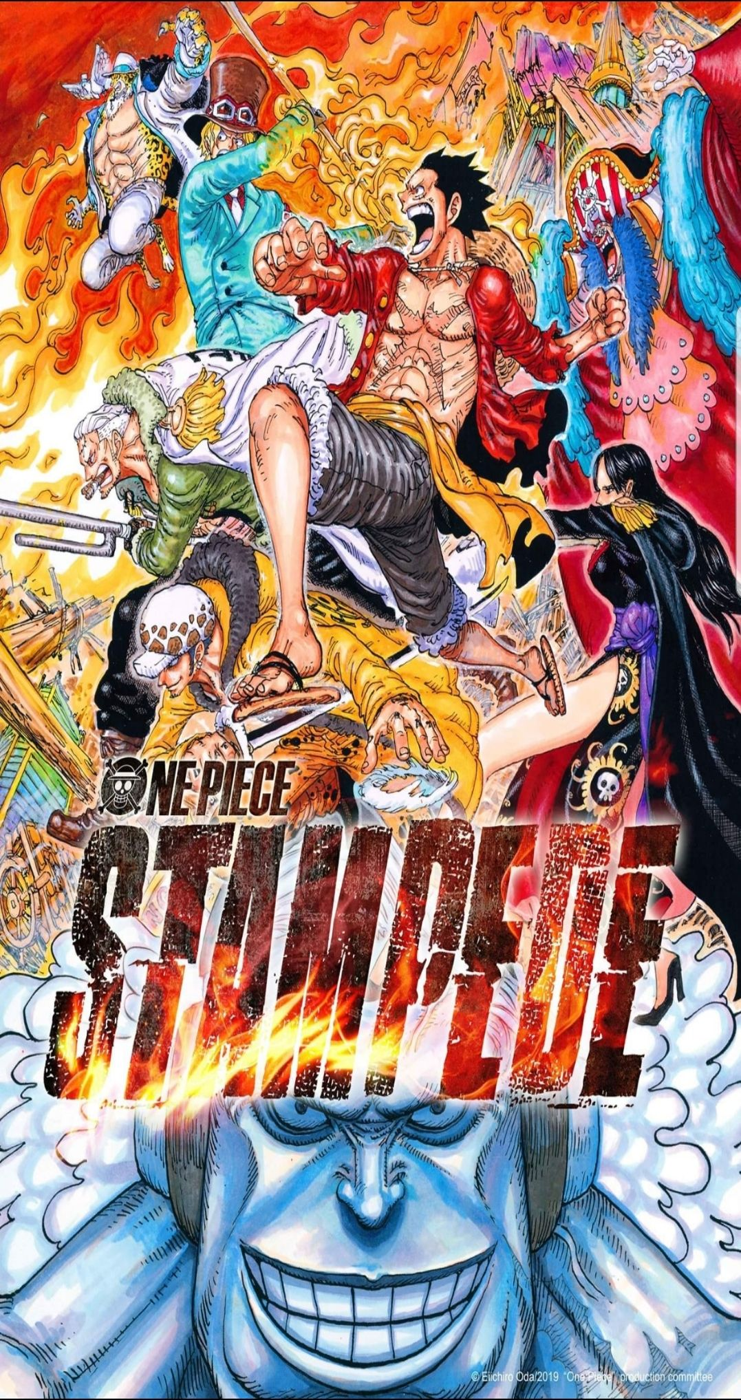 One Piece Wallpaper 4k Iphone - Ultra Wallpapers