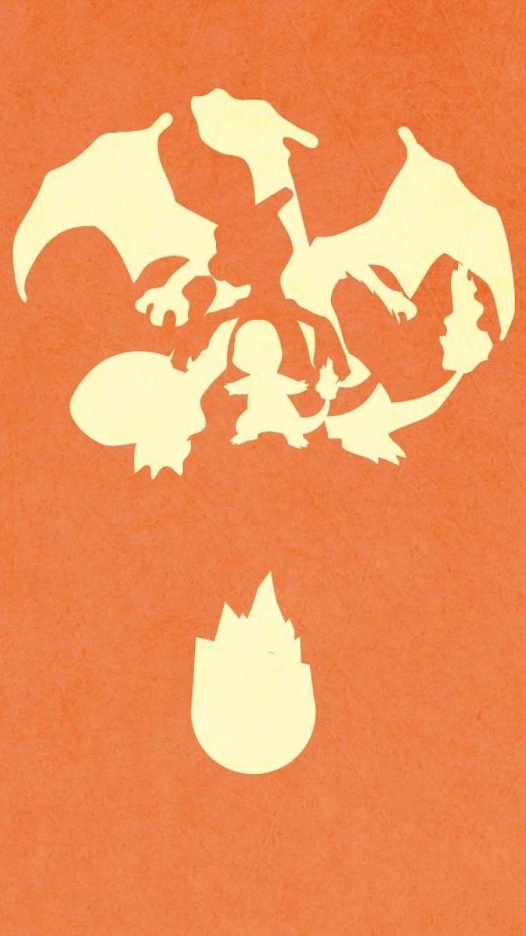 Cute Starter Pokemon Wallpaper Charmander Charmeleon Charizard Wallpapers Top Free