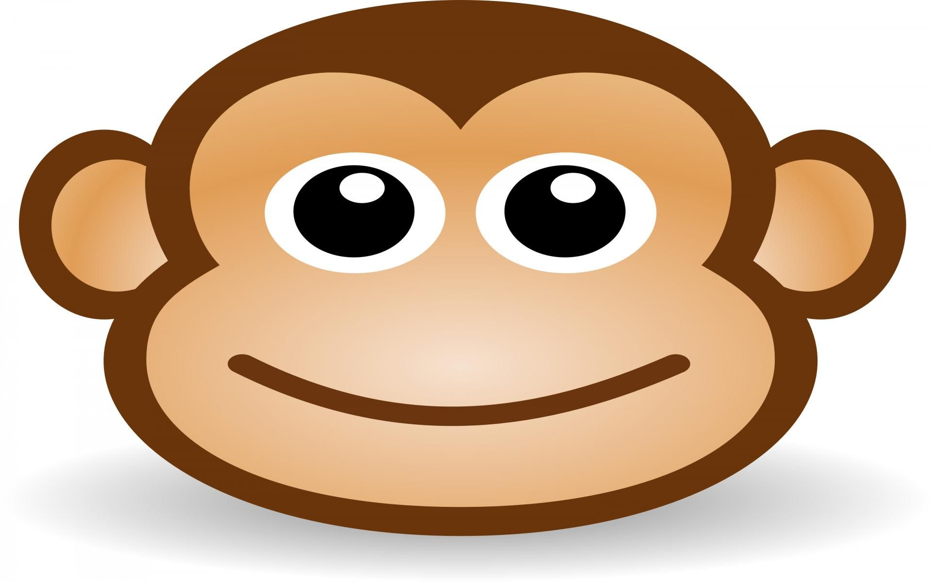 Cute Emoji Wallpapers Monkeys Cute Cartoon Monkey Wallpapers Top Free Cute Cartoon