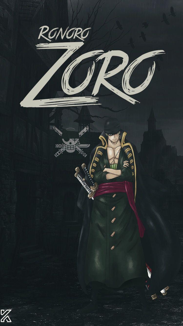 10+ ide roronoa zoro wallpaper iphone x. One Piece Zoro Wallpaper 1080p - Bakaninime