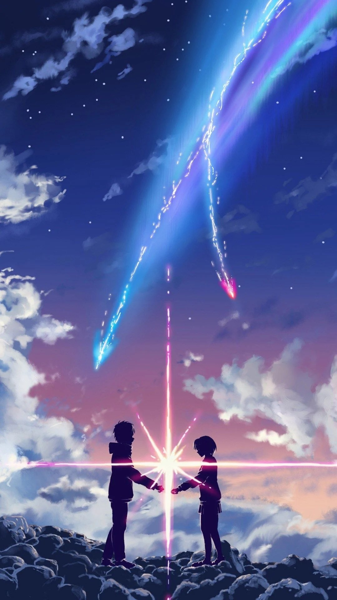 Your Name Wallpaper Iphone Live : wallpaper, iphone, Anime, Wallpapers, Backgrounds, WallpaperAccess