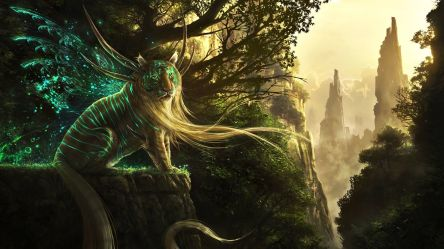 Mythical Wallpapers Top Free Mythical Backgrounds WallpaperAccess