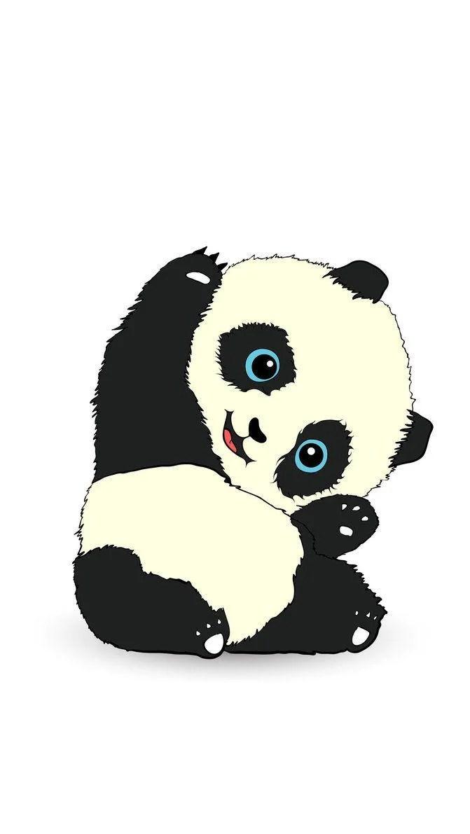 Cute Panda Cartoon Modern Animated Dp For Whatsapp Novocom Top