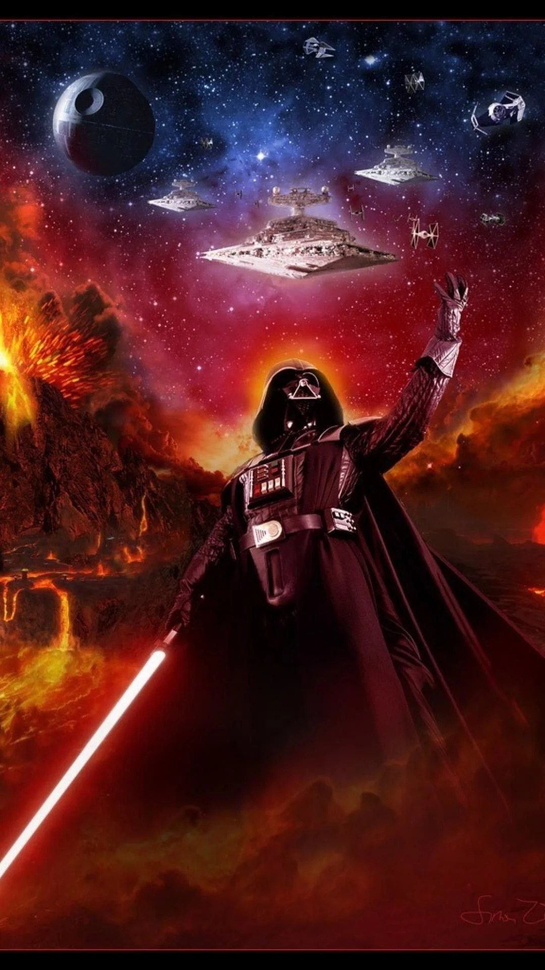 Download Star Wars Iphone Wallpaper Hd - Cool Star Wars