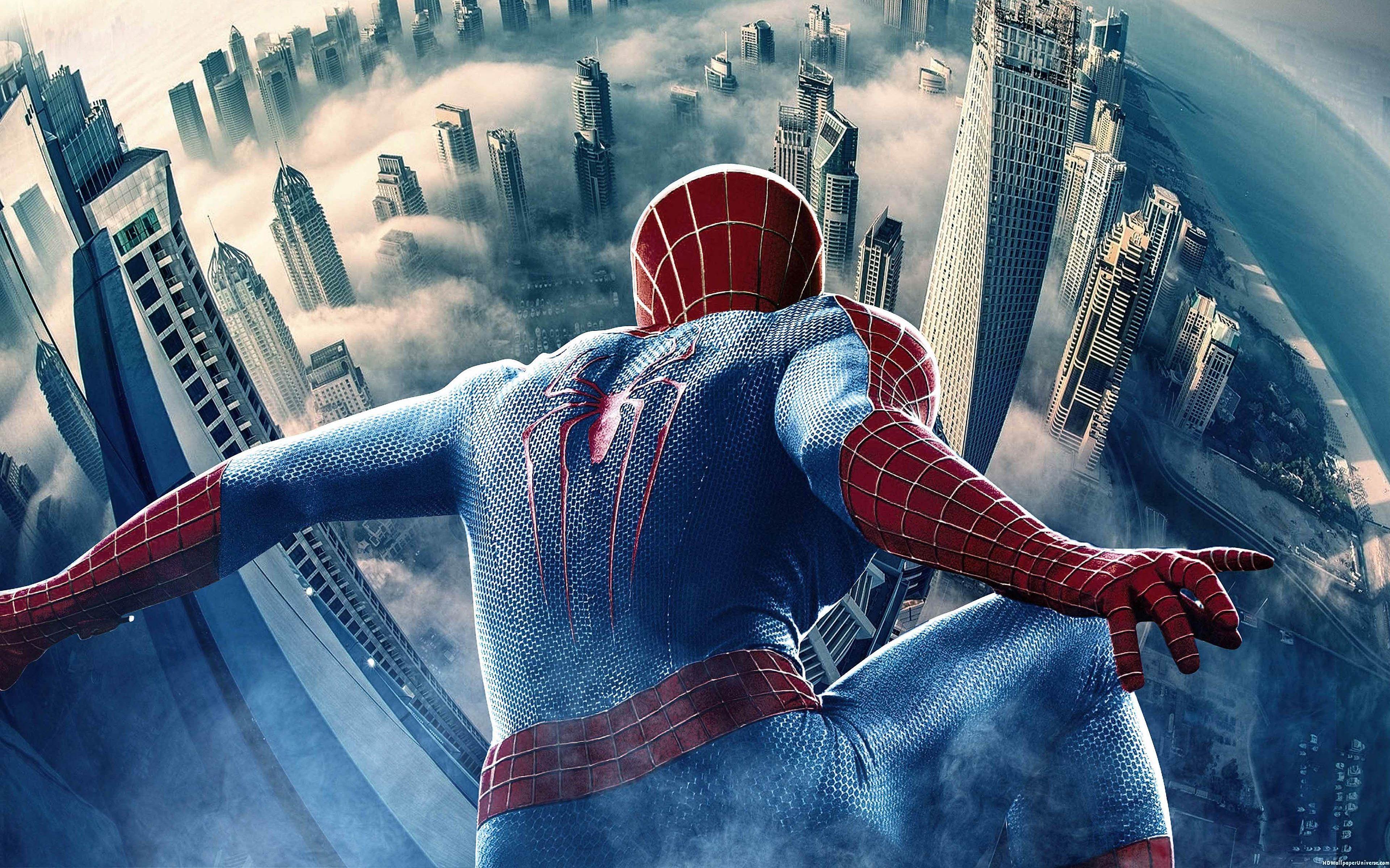4k spiderman wallpapers top