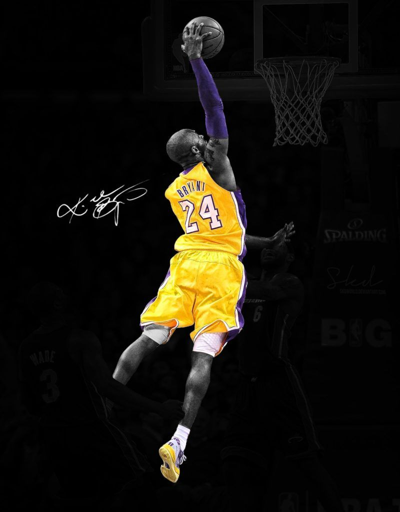 Kobe Bryant Screensaver : bryant, screensaver, Bryant, Phone, Wallpapers, Backgrounds, WallpaperAccess