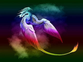 Rainbow Dragon Wallpapers Top Free Rainbow Dragon Backgrounds WallpaperAccess