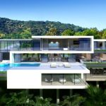 Modern House Wallpapers Top Free Modern House Backgrounds Wallpaperaccess