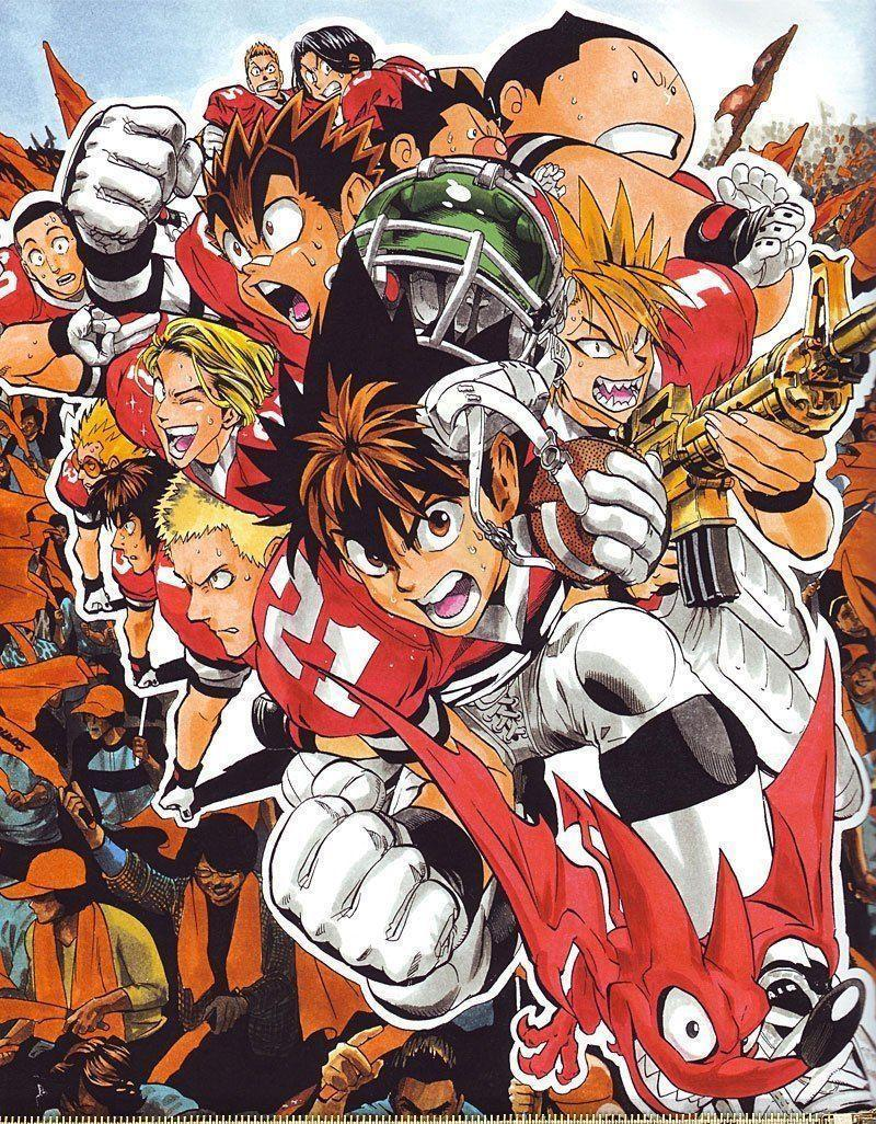 Download Eyeshield 21 : download, eyeshield, Eyeshield, Wallpapers, Backgrounds, WallpaperAccess