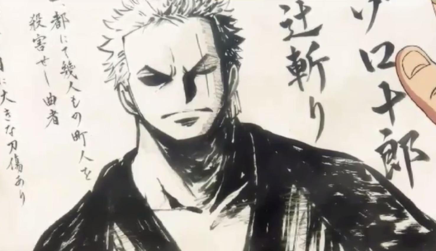 Dia pernah mencoba membunuh orochi, namun berhasil ditahan oleh kyoshiro alias denjiro. Zoro Bounty Wallpapers Top Free Zoro Bounty Backgrounds Wallpaperaccess