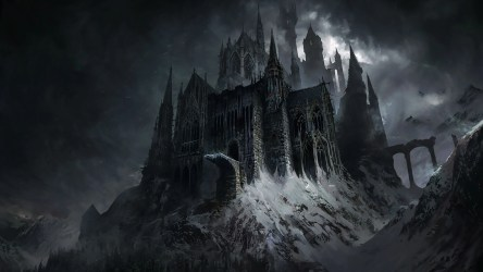 Dark Fantasy Wallpapers Top Free Dark Fantasy Backgrounds WallpaperAccess