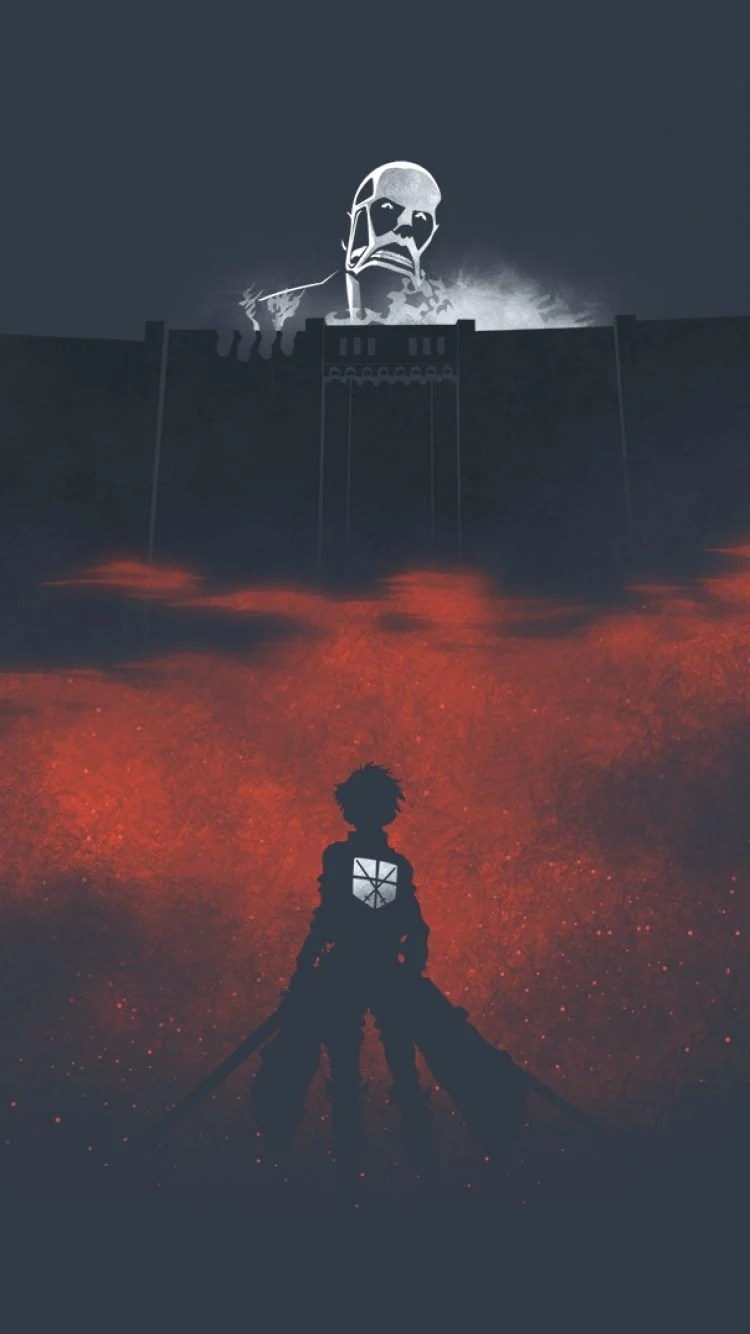 The ship sank just four days into its maiden voyage, but it made an indelible impression on the minds o. Attack On Titan iPhone Wallpapers - Top Free Attack On ...