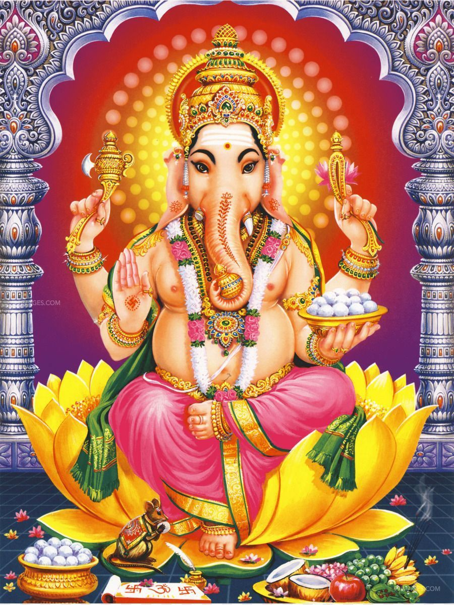 Vinayagar Wallpapers Top Free Vinayagar Backgrounds Wallpaperaccess