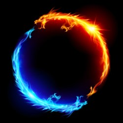 Blue Fire Dragon Wallpapers Top Free Blue Fire Dragon Backgrounds WallpaperAccess