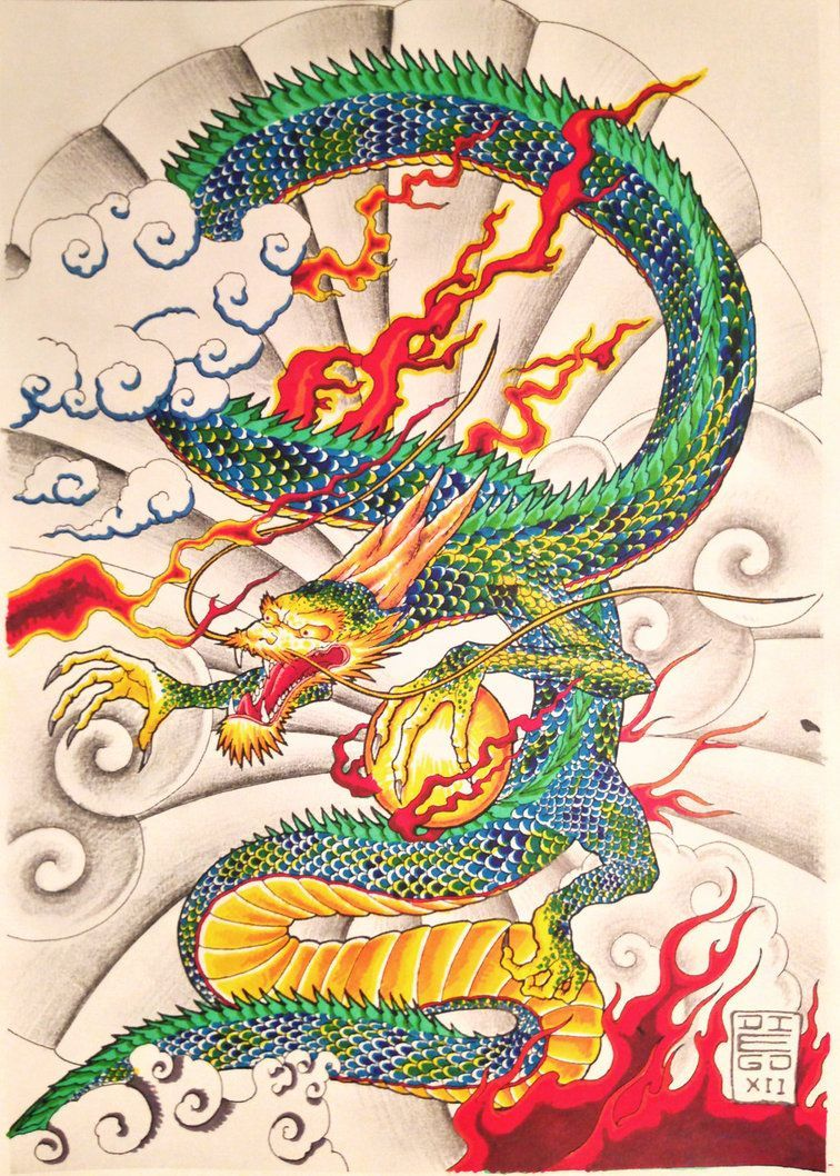 Chinese Dragon Wallpaper Iphone : chinese, dragon, wallpaper, iphone, Japanese, Dragon, IPhone, Wallpapers, Backgrounds, WallpaperAccess