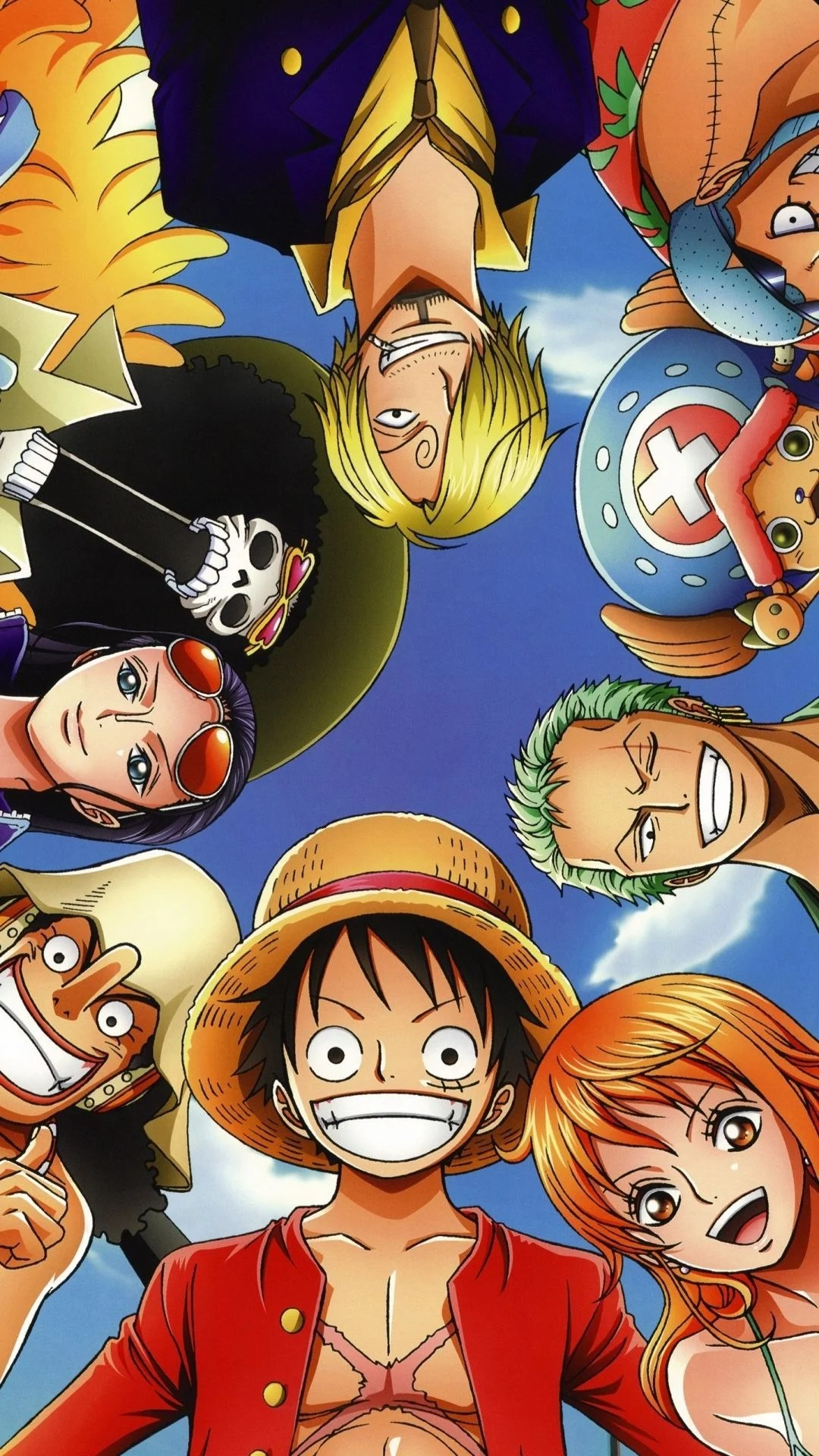 One Piece Phone Wallpaper : piece, phone, wallpaper, Piece, IPhone, Wallpapers, Backgrounds, WallpaperAccess
