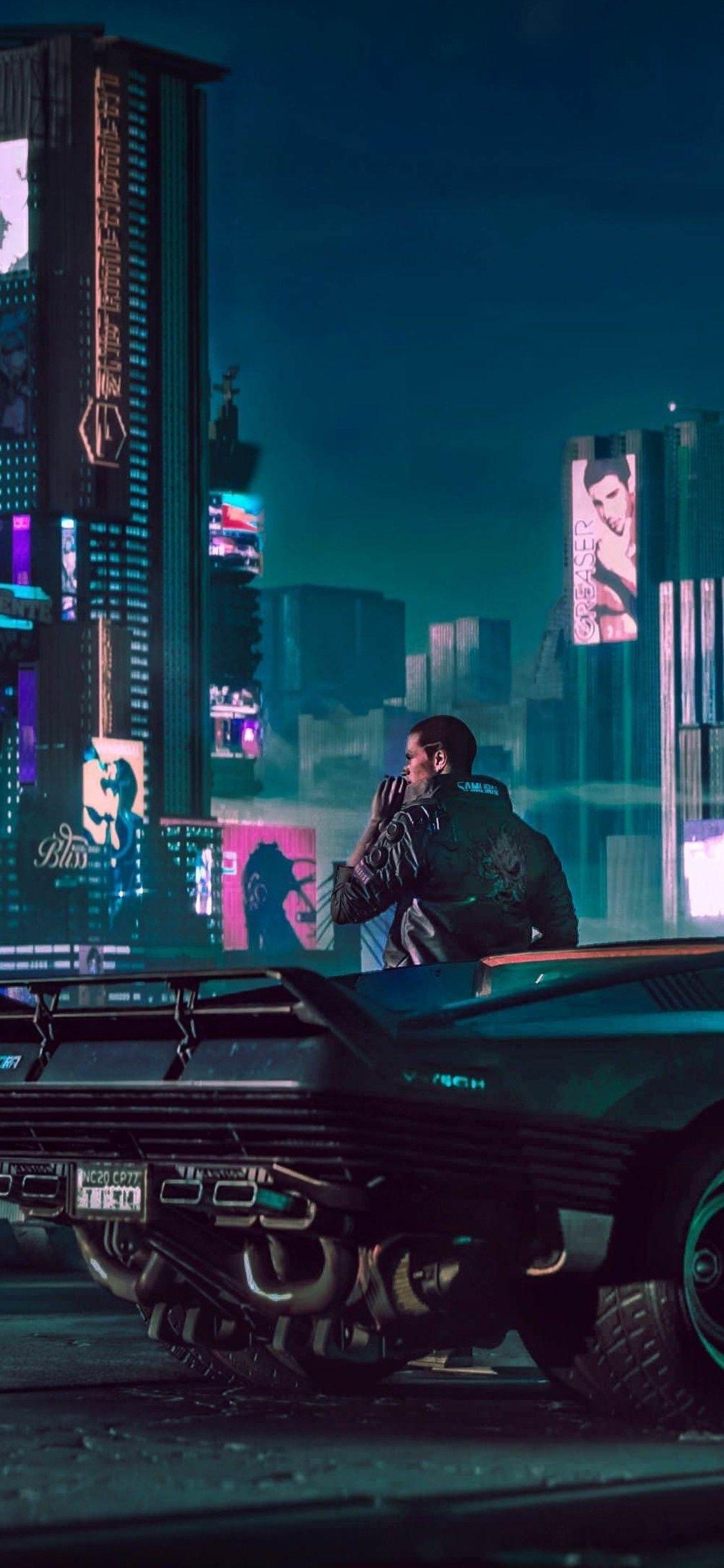 1440p Cyberpunk 2077 Wallpaper : 1440p, cyberpunk, wallpaper, Cyberpunk, Wallpapers, Backgrounds, WallpaperAccess
