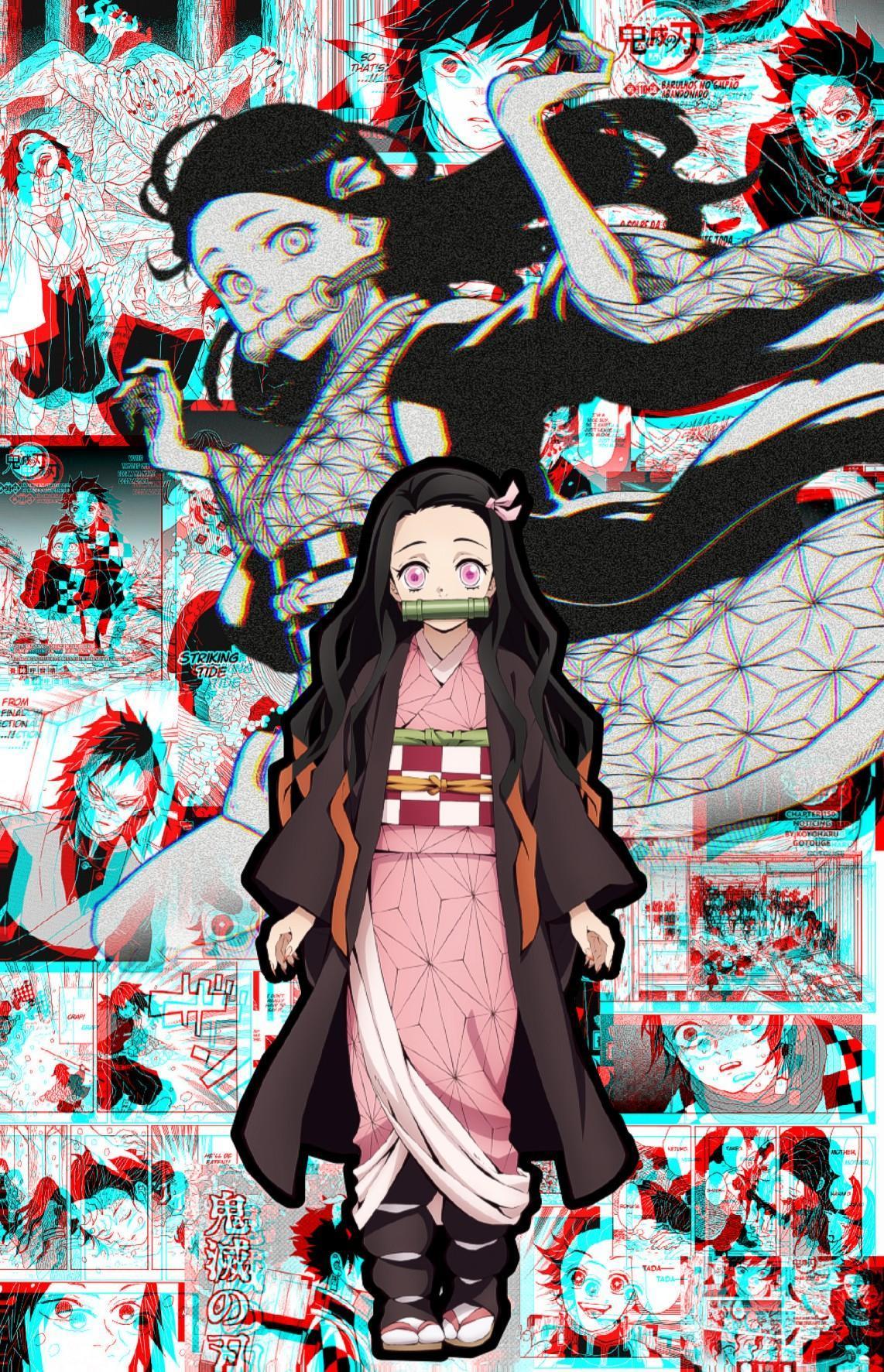 Nezuko Wallpaper : nezuko, wallpaper, Nezuko, Kimetsu, Yaiba, Wallpapers, Backgrounds, WallpaperAccess