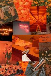 Orange Aesthetic Tumblr Wallpapers Top Free Orange Aesthetic Tumblr Backgrounds WallpaperAccess