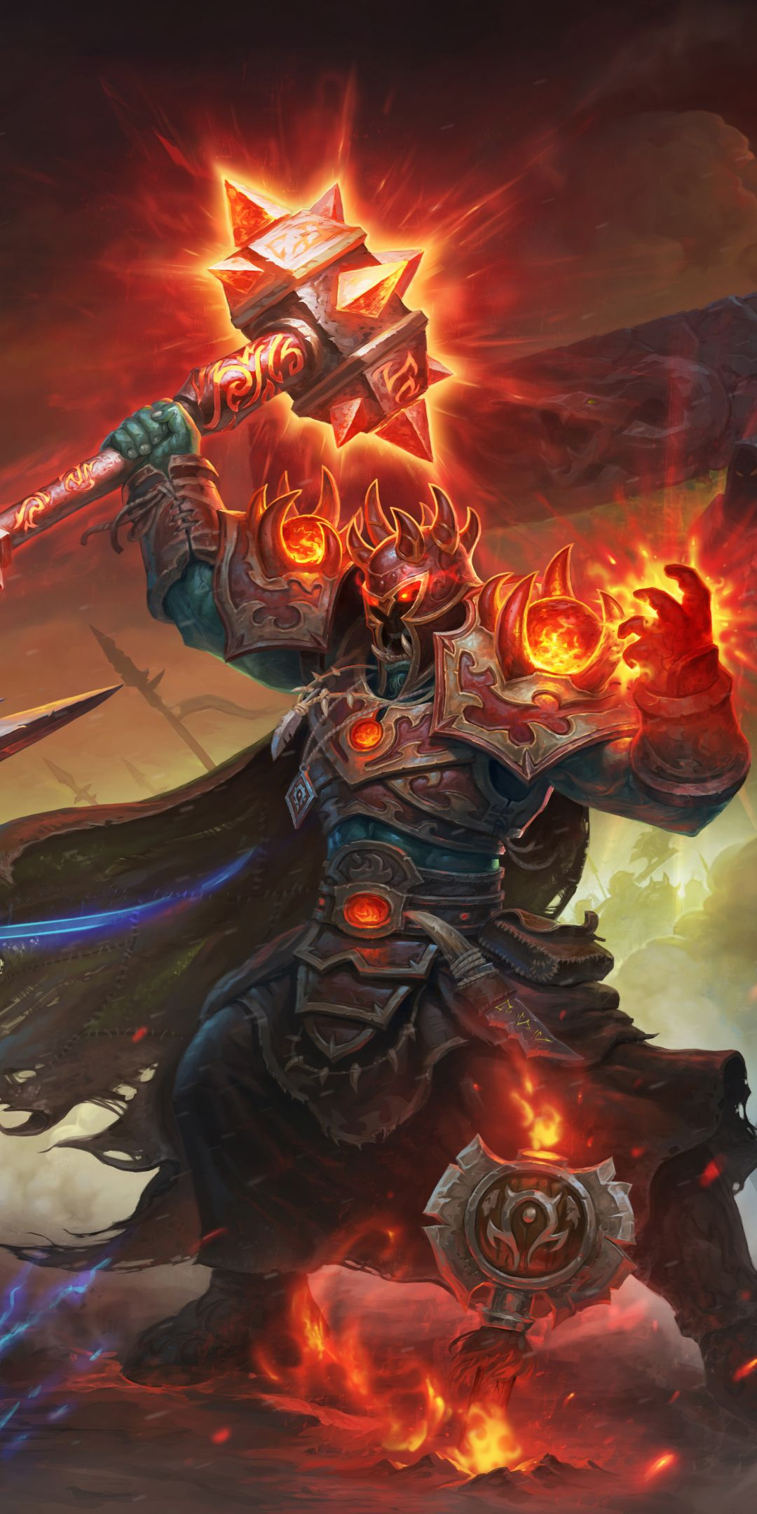 WOW Cataclysm Official Wallpaper - World of Warcraft Photo