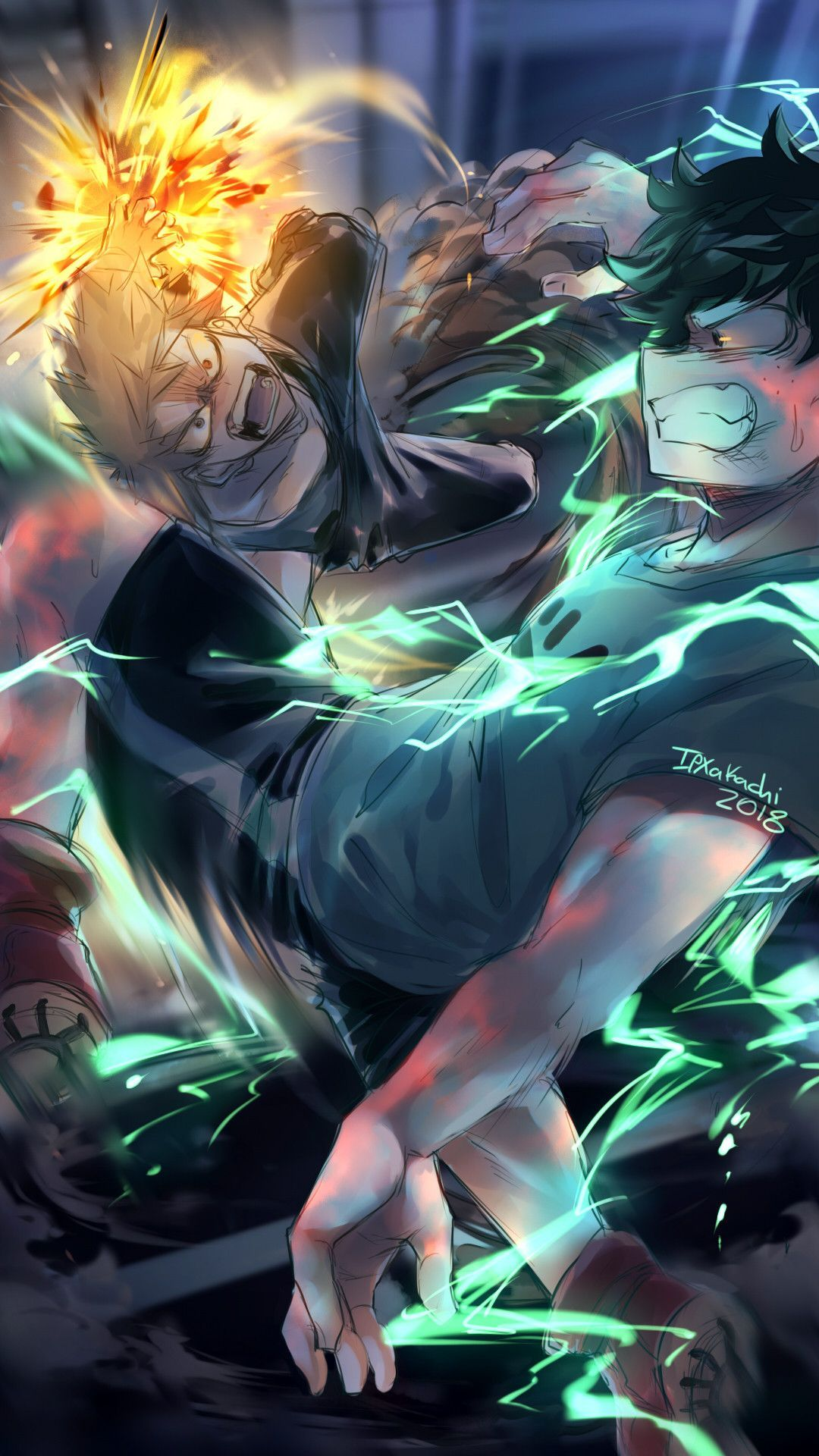 My hero academia wallpapers ,images ,backgrounds ,photos and pictures in 4k 5k 8k hd quality for computers, laptops, tablets and phones. Bakugou X Deku Wallpapers - Top Free Bakugou X Deku ...