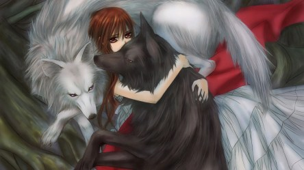 wolf anime vampire knight redhead hd wallpapers wallpaperaccess