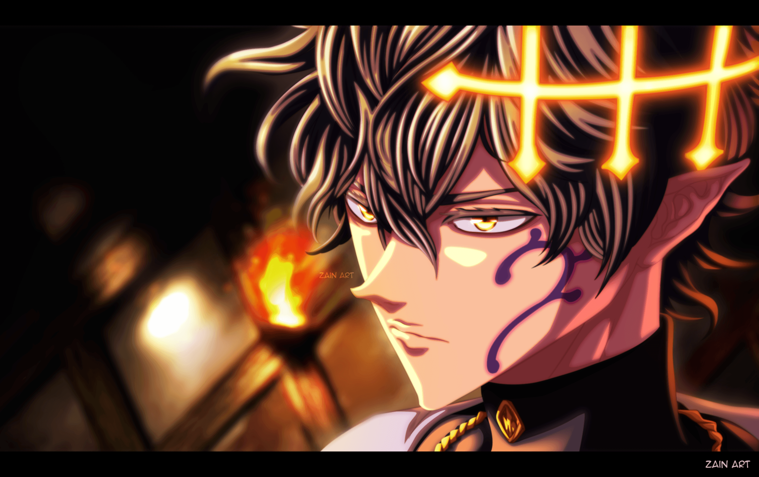 black clover anime wallpapers top