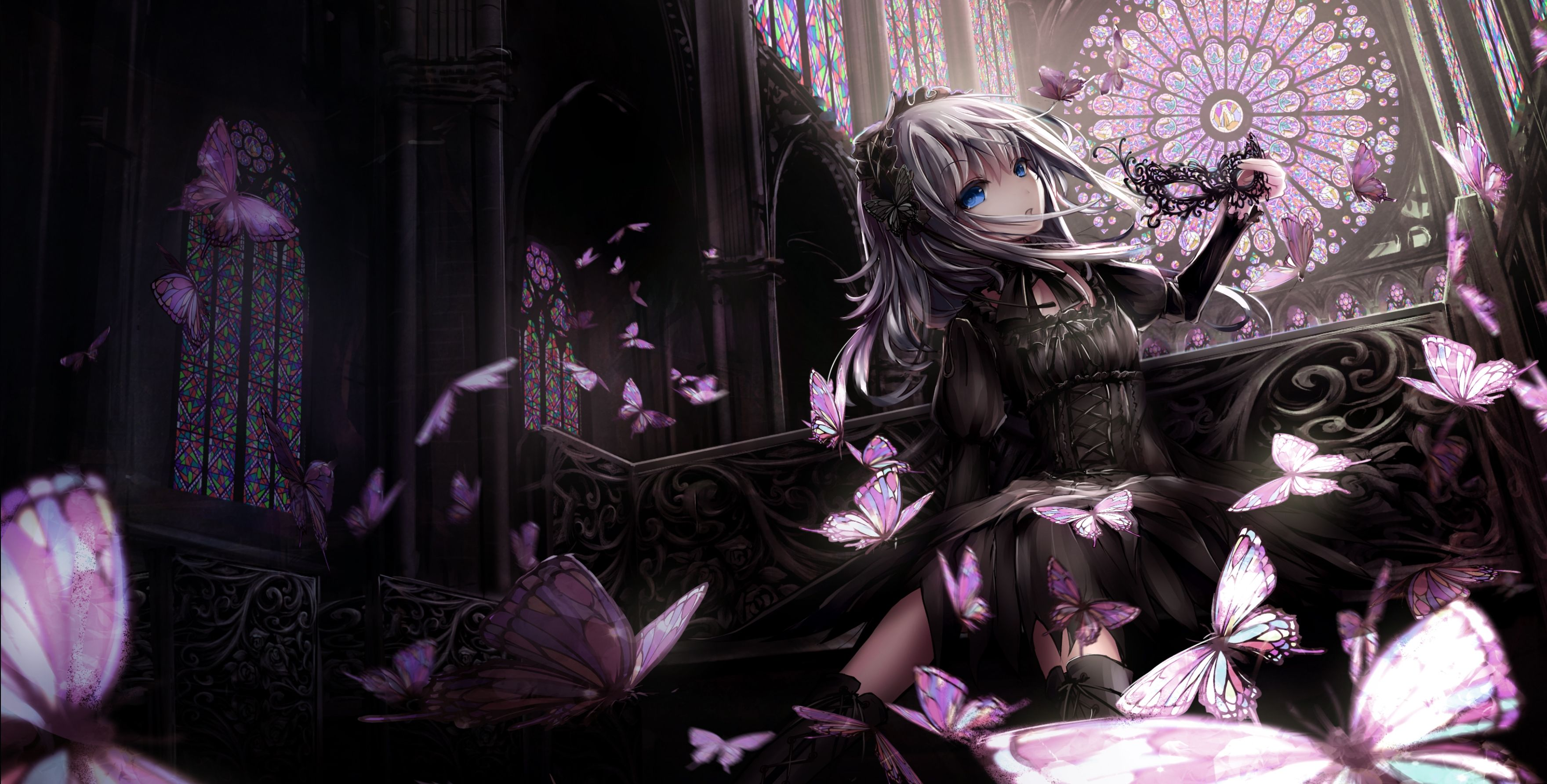 gothic anime wallpapers top