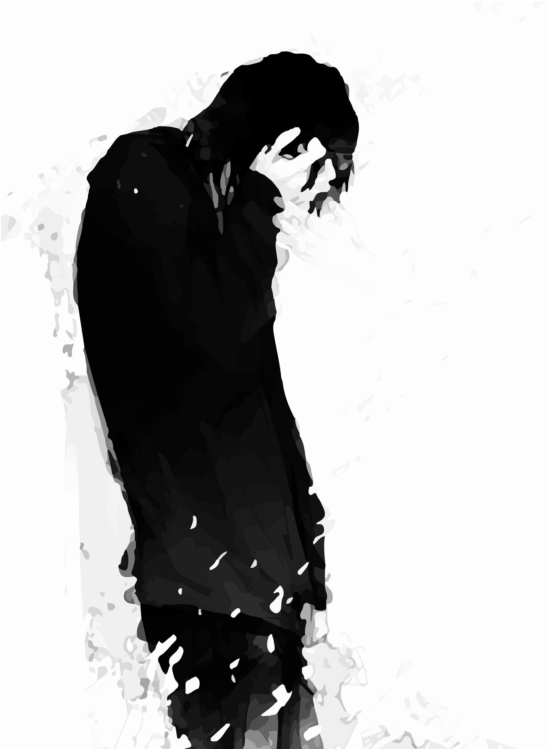Depressed Anime Guy : depressed, anime, Depressed, Anime, Wallpapers, Backgrounds, WallpaperAccess