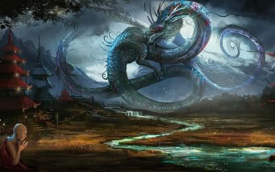 Ancient Chinese Dragon Wallpapers Top Free Ancient Chinese Dragon Backgrounds WallpaperAccess