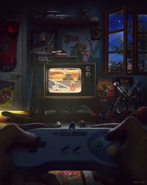 gaming retro 90s wallpapers games wallpaperaccess backgrounds