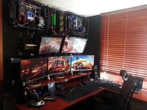 gaming setup wallpapers wallpaperaccess gamer guide