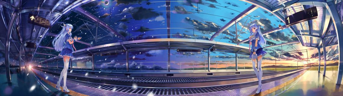 Anime Dual Screen Wallpapers Top Free Anime Dual Screen Backgrounds Wallpaperaccess