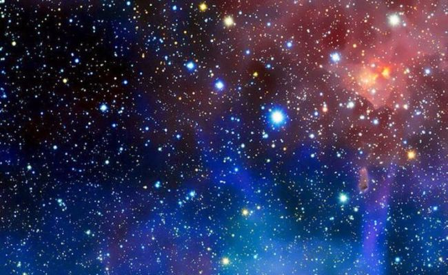 Cool Blue Galaxy Stars Wallpapers Top Free Cool Blue