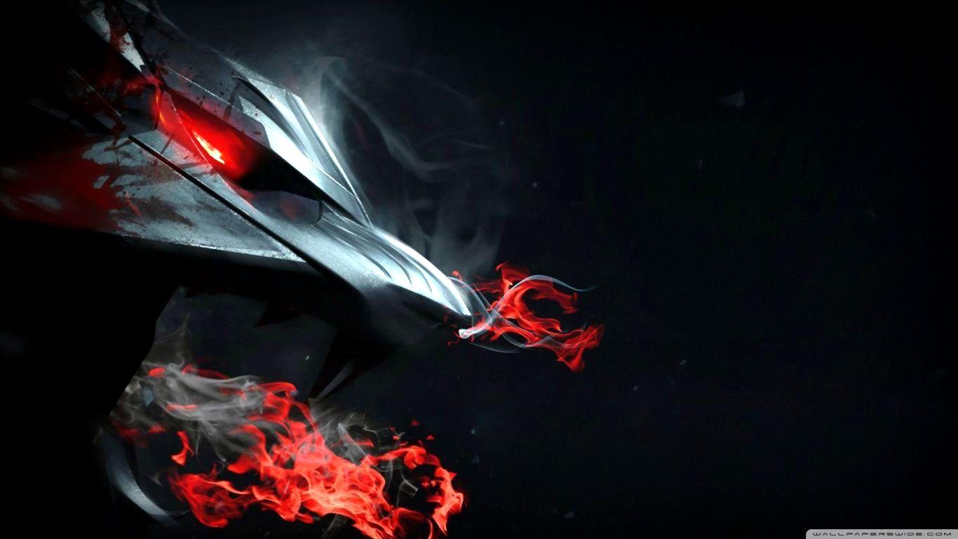 MSI Dragon Full HD Wallpaper