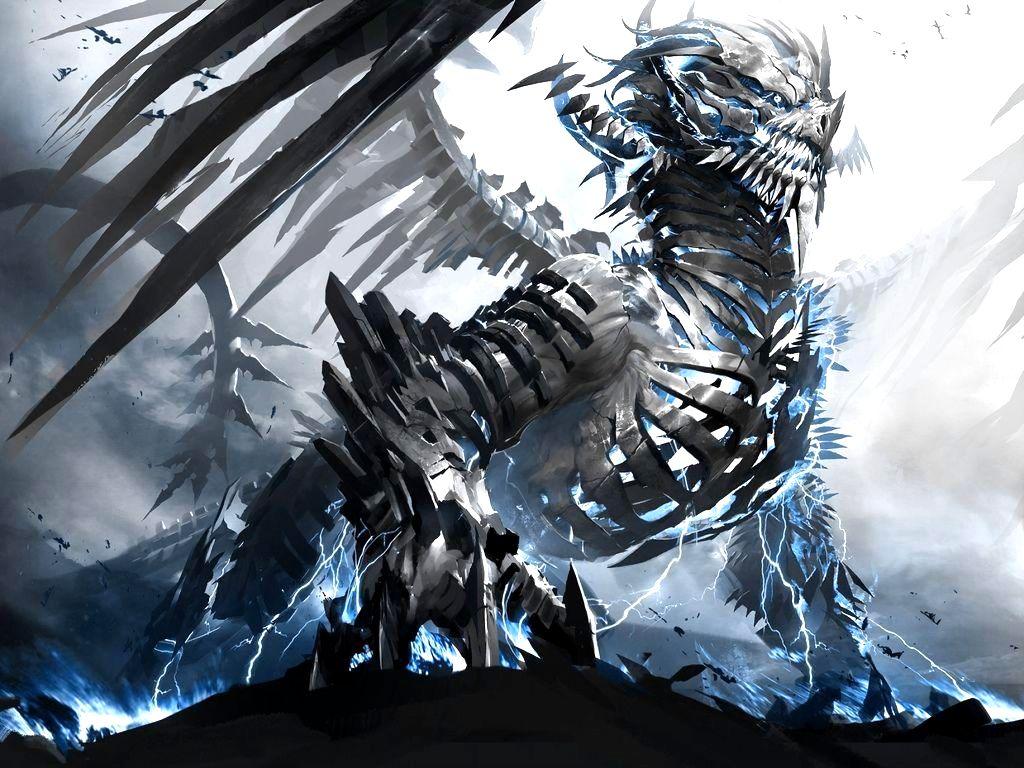 Dragon Robot Wallpaper