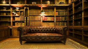 chesterfield sofa study library wallpapers history furniture brown interior backgrounds corner born classic chairs