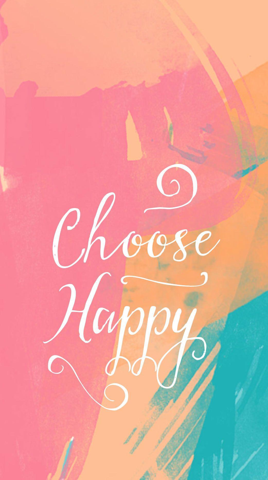 Happy Bright Wallpaper : happy, bright, wallpaper, Happy, IPhone, Wallpapers, Backgrounds, WallpaperAccess