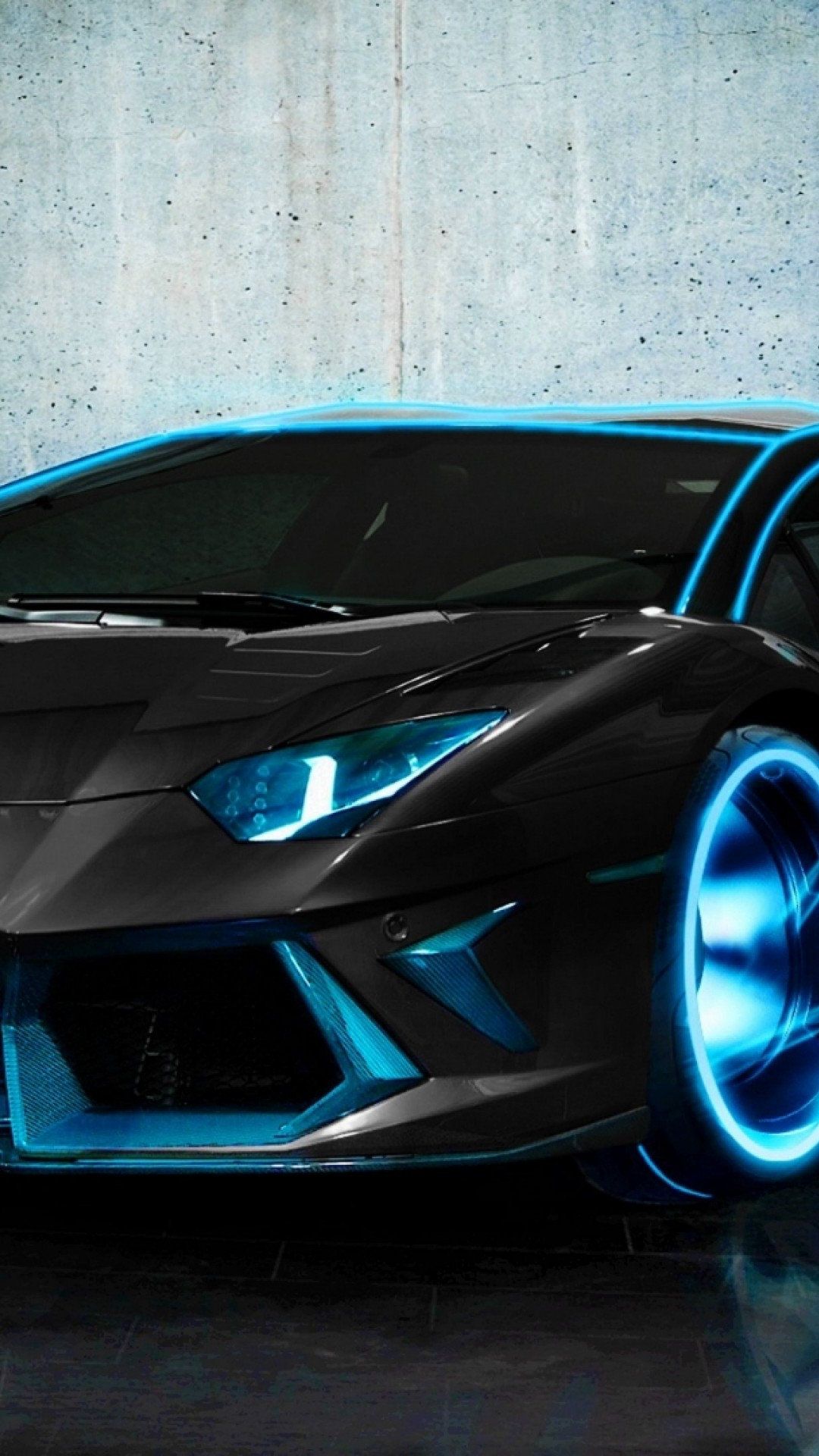 Cool Neon Lamborghini : lamborghini, Lamborghini, Wallpapers, Backgrounds, WallpaperAccess