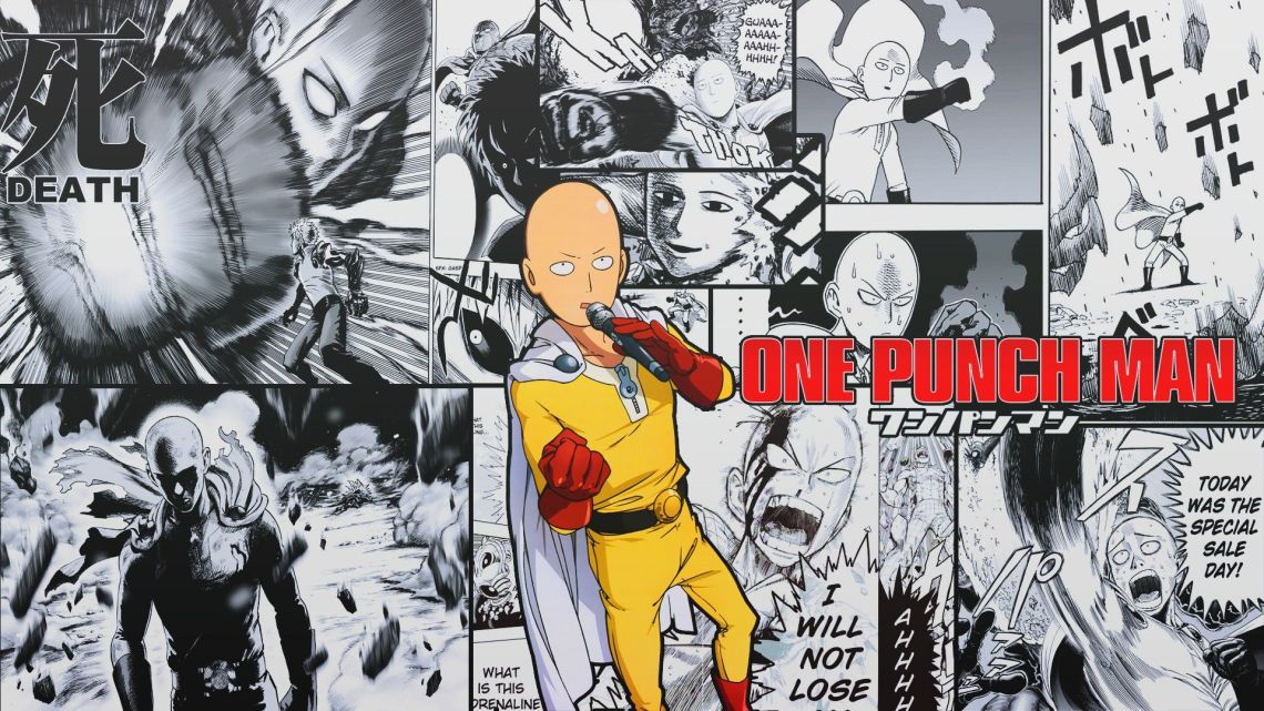 One Punch Man Wallpapers Top Free One Punch Man Backgrounds Wallpaperaccess
