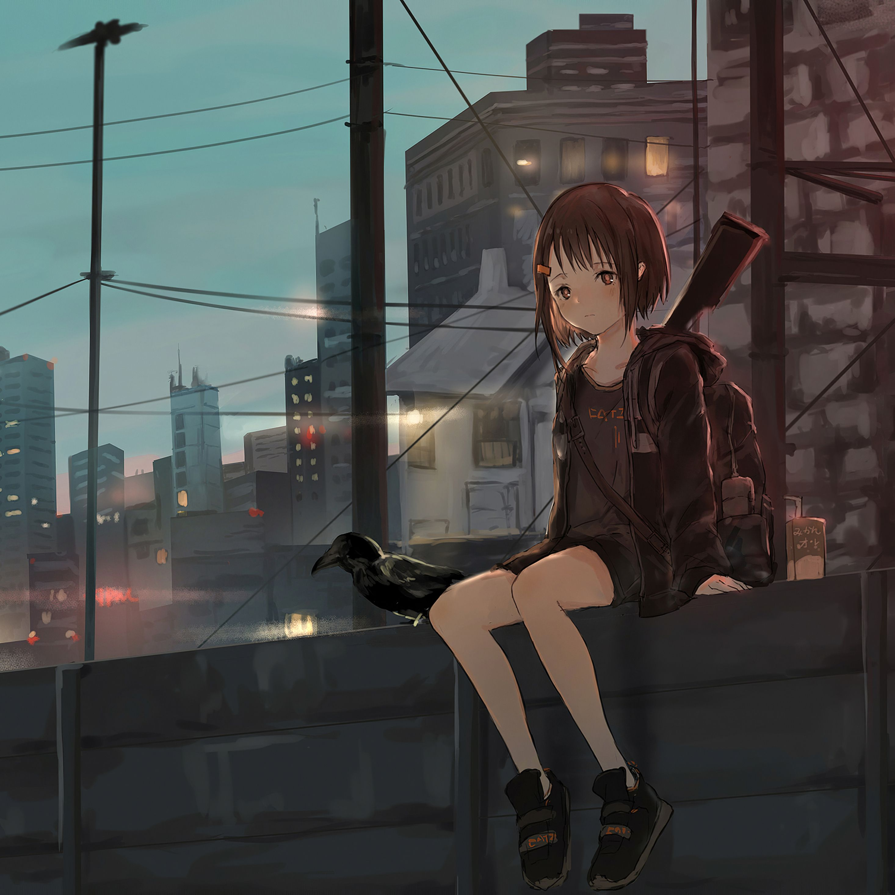 Anime dp for girls whatsapp dp images profile picture. Aesthetic Sad Anime Girl Wallpapers Top Free Aesthetic Sad Anime Girl Backgrounds Wallpaperaccess