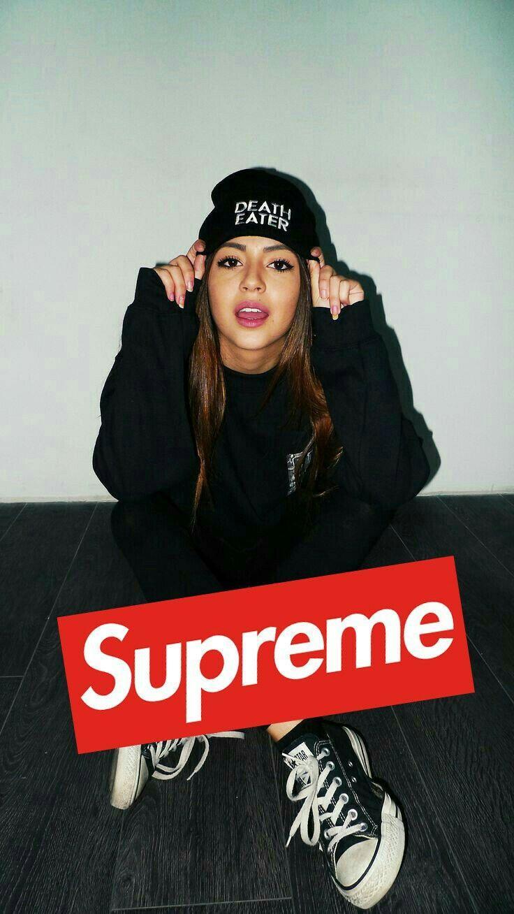 Supreme Wallpaper Girl : supreme, wallpaper, Supreme, Wallpapers, Backgrounds, WallpaperAccess