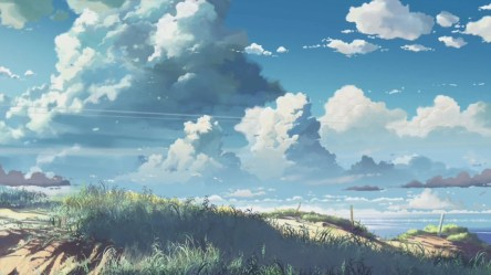 Anime Scenery Wallpapers Top Free Anime Scenery Backgrounds WallpaperAccess