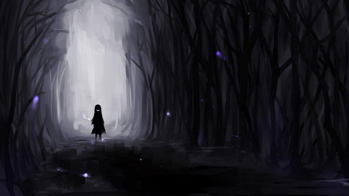 Alone Sad Anime Wallpapers Top Free Alone Sad Anime Backgrounds Wallpaperaccess
