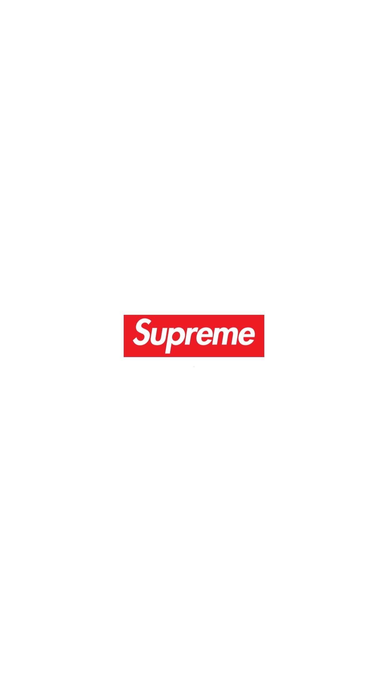 Supreme White Wallpaper : supreme, white, wallpaper, Supreme, White, IPhone, Wallpapers, Backgrounds, WallpaperAccess