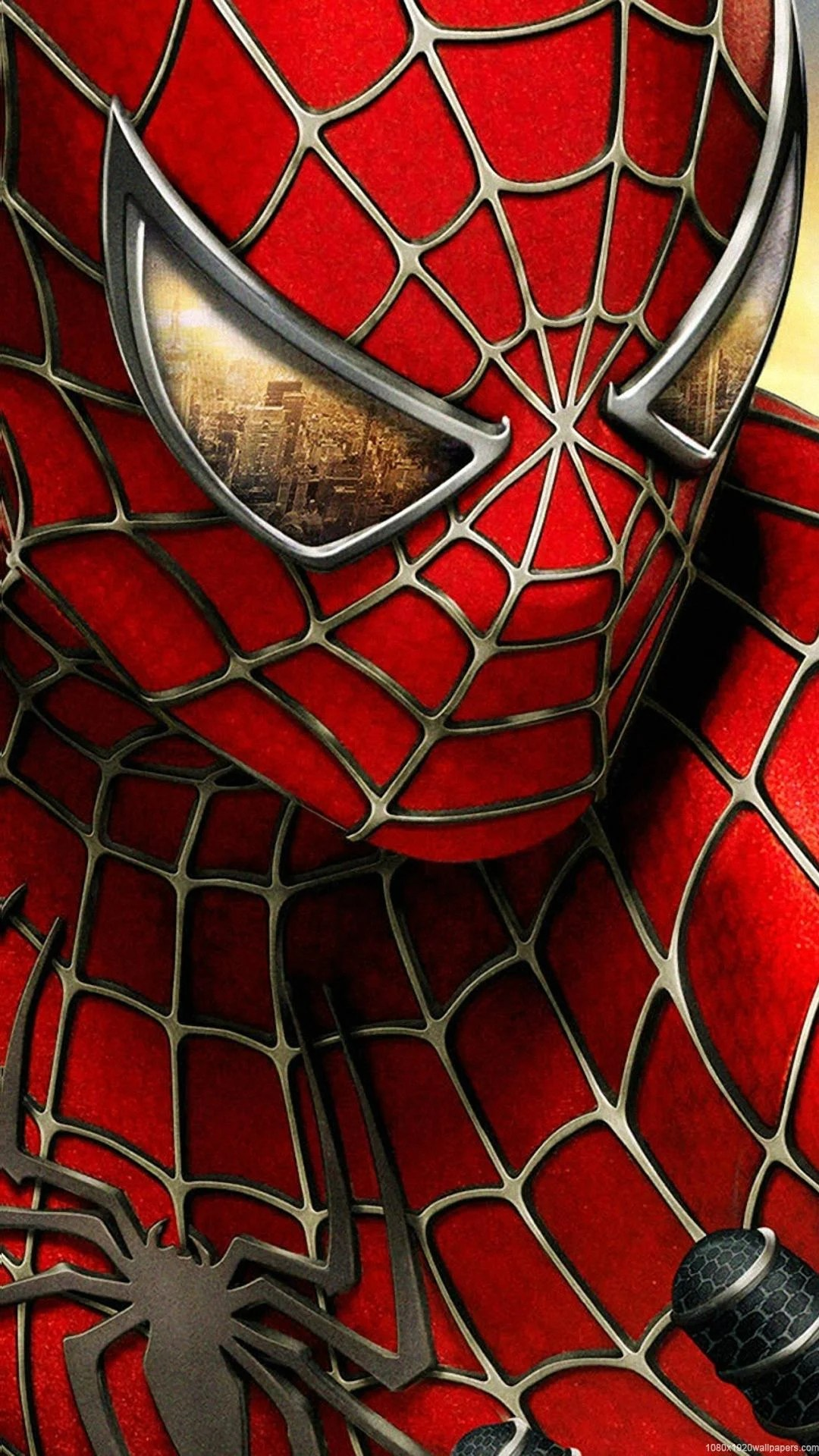 spider man cell phone